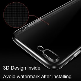 Ultra Thin TPU Case for iPhone 7/8 - Transparent - 7