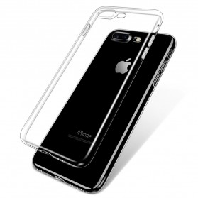 Ultra Thin TPU Case for iPhone 7/8 Plus - Transparent