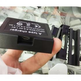 Magnetic Charging Dock Cradle for Sony Xperia Z1 Z2 Z3 - Black - 3