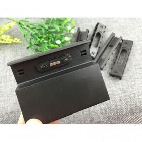 Magnetic Charging Dock Cradle for Sony Xperia Z1 Z2 Z3 - Black - 4