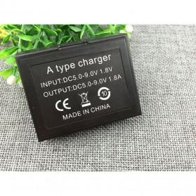 Magnetic Charging Dock Cradle for Sony Xperia Z1 Z2 Z3 - Black - 5
