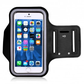 Sports Armband Case for iPhone 6 Plus / 7 Plus / 8 Plus - Black