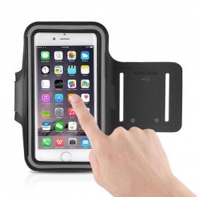 Sports Armband Case for iPhone 6 Plus / 7 Plus / 8 Plus - Black - 2