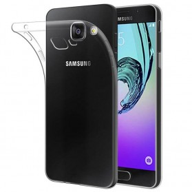 TPU Case for Samsung Galaxy A3 2017 - Transparent