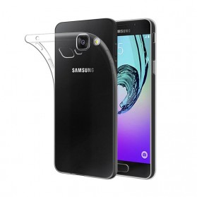 TPU Case for Samsung Galaxy A5 2017 - Transparent
