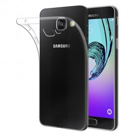 TPU Case for Samsung Galaxy A7 2017 - Transparent