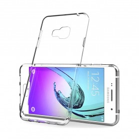TPU Case for Samsung Galaxy A7 2017 - Transparent - 2