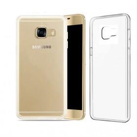 TPU Case for Samsung Galaxy A7 2017 - Transparent - 4