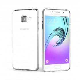 TPU Case for Samsung Galaxy A7 2017 - Transparent - 6