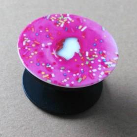 Popsocket Holder Smartphone - Model 3 - Pink - 4