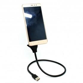 Smartphone Lazypod dengan Charger Lightning - Black - 5
