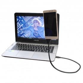 Smartphone Lazypod dengan Charger Lightning - Black - 6