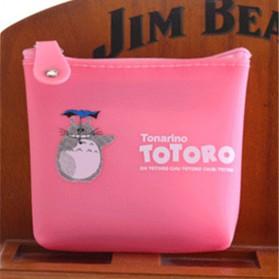 Dompet Koin Mini Totoro - Pink