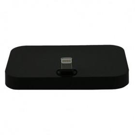 Lightning Charging Dock for iPhone - Black - 3