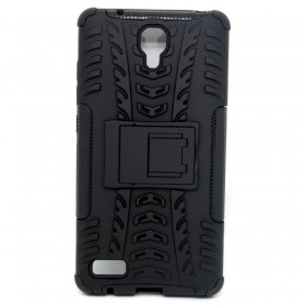 TPU + PC Anti Knock Hard Armor Protector Case For Xiaomi Redmi Note