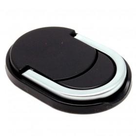 Finger iRing Smartphone Holder 360 Degree - Black