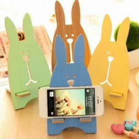 Wooden Smartphone Holder - Multi-Color