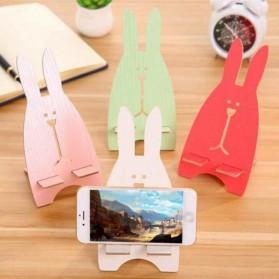 Wooden Smartphone Holder - Multi-Color - 5