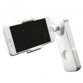 X-Cam Sight 2 Portable Smartphone Gimbal 2 Axis Bluetooth - White