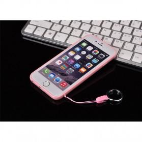 Kalung Detachable Lanyard Smartphone - Black - 9