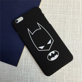 Batman Ultra-thin Hardcase for iPhone 7 - Black