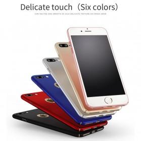 Slim Hard Case for iPhone 7/8 Plus - Black - 8