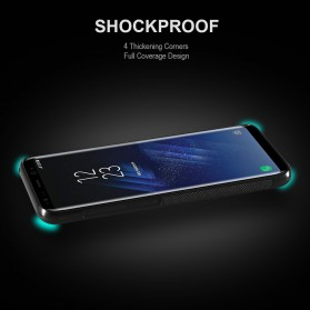 Casing Anti Gravity Samsung Galaxy S8 Plus - Black - 3