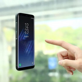 Casing Anti Gravity Samsung Galaxy S8 Plus - Black - 7