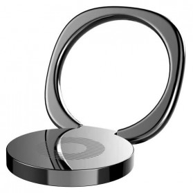 Metal iRing Smartphone Holder - R20 - Black