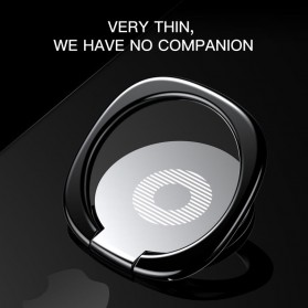 Metal iRing Smartphone Holder - R20 - Black - 3