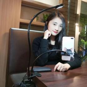 Lazypod Universal Smartphone dengan LED Lamp 5W - Black