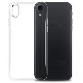 Casing TPU Smartphone for iPhone X - Transparent - 1