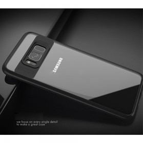Slim Case PC + TPU for Samsung Galaxy S8 Plus - Black