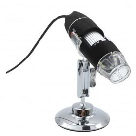 WSDCAM Digital Microscope Endoscope Camera Magnifier 500X - WS500 - Black - 2