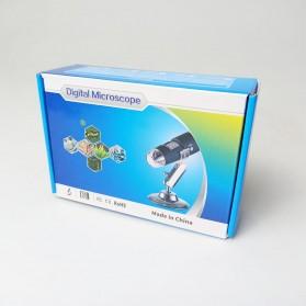 WSDCAM Digital Microscope Endoscope Camera Magnifier 500X - WS500 - Black - 6