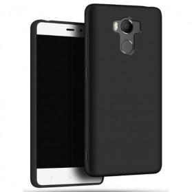 Silicone Case for Xiaomi Redmi 4 - Black