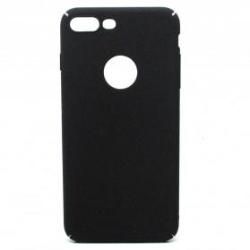 SPEDU Scrub Hardcase for iPhone 7 Plus / 8 Plus - Black