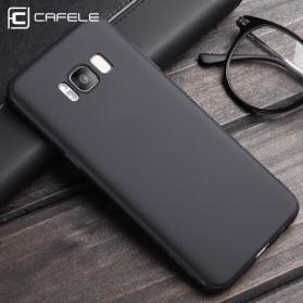 CAFELE Scrub TPU Case for Samsung Galaxy S8 Plus - Black
