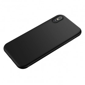CAFELE TPU Case for iPhone X - Black