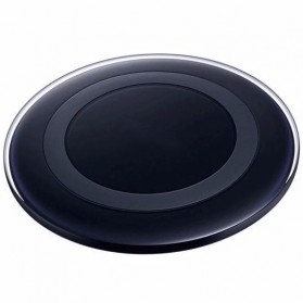 Qi Wireless Charger Dock for Smartphone - Black