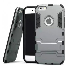 Ironman Armor Hardcase for iPhone 7/8 - Gray