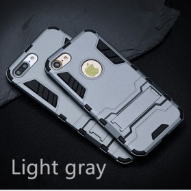 Ironman Armor Hardcase for iPhone 7/8 - Gray - 3