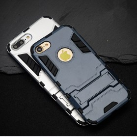 Ironman Armor Hardcase for iPhone 7/8 - Gray - 4