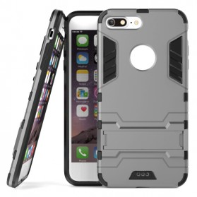Ironman Armor Hardcase for iPhone 7 Plus / 8 Plus - Gray