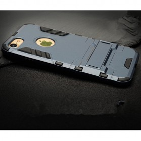 Ironman Armor Hardcase for iPhone 7 Plus / 8 Plus - Gray - 2