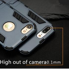 Ironman Armor Hardcase for iPhone 7 Plus / 8 Plus - Gray - 5