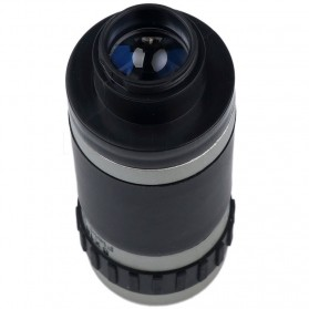 Lensa Tele Zoom 8X untuk Smartphone - Gray Silver - 4