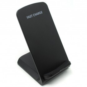 Wireless Fast Charging Docking for Smartphone - Black