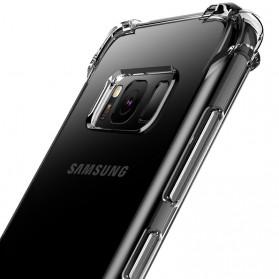 Anti Crack Case for Samsung Galaxy S8 Plus - Transparent