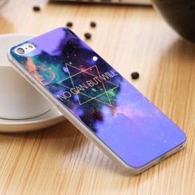 Blue Ray Light Softcase for iPhone 7/8 - Blue